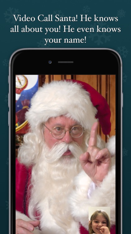 Santa Video Call & Tracker™ screenshot-0
