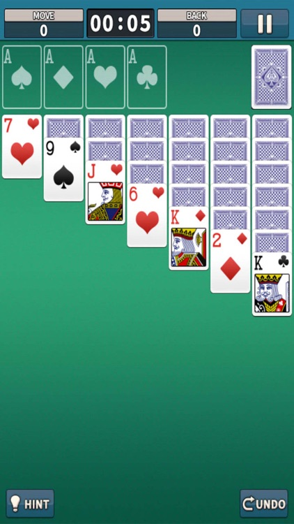 King of Solitaire screenshot-0