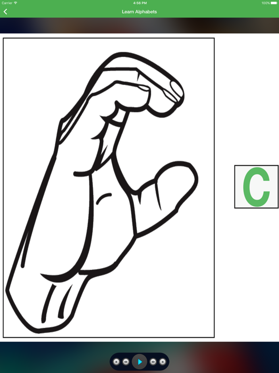 ASL American Sign Language screenshot