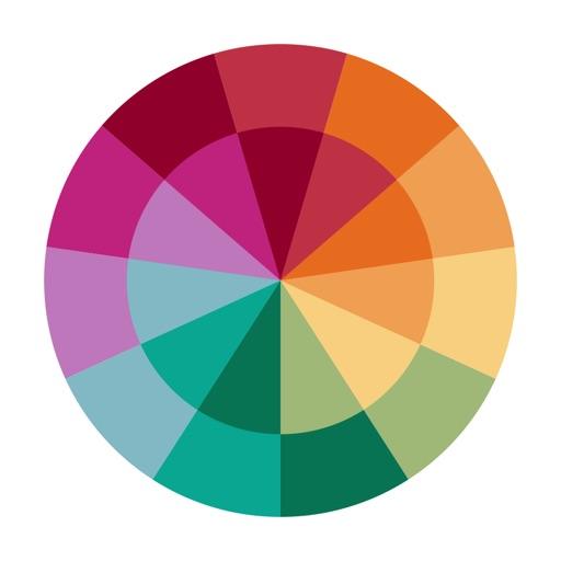 A Color Story application logo