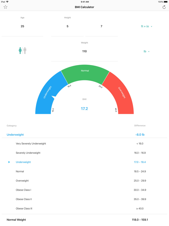 BMI Calculator – Pro screenshot 6