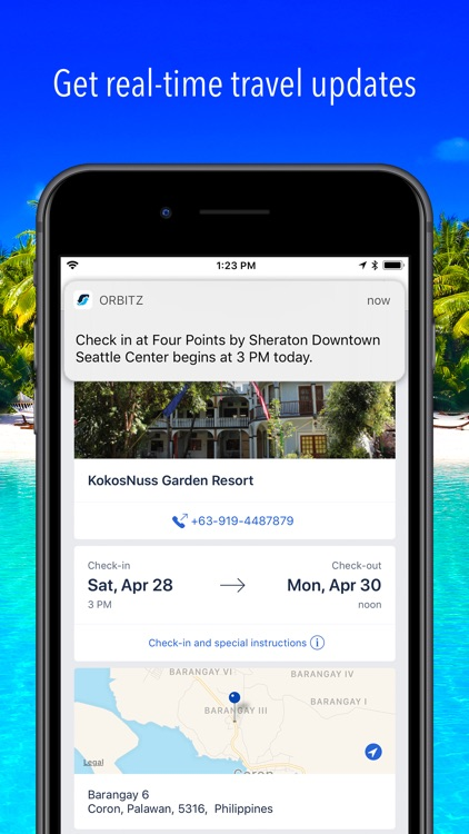 Orbitz Hotels & Flights screenshot-3