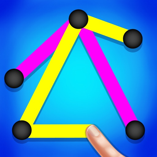 The Triangles - Puzzle Game