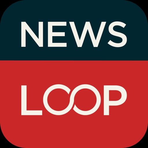 NewsLoop: News & lifestyle iOS App