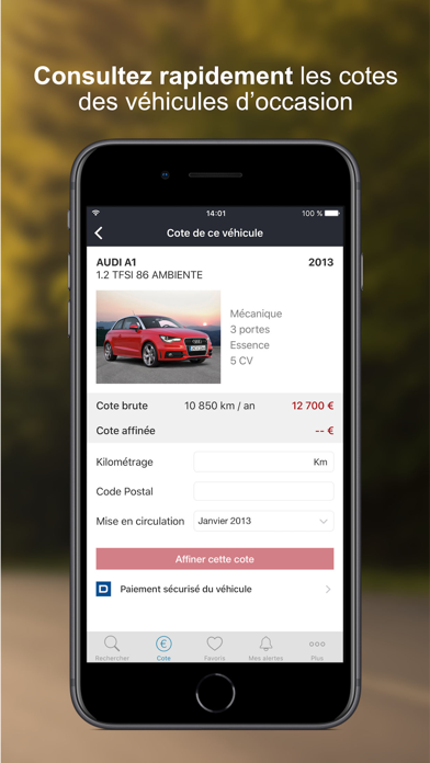 download La Centrale - voiture occasion apps 2