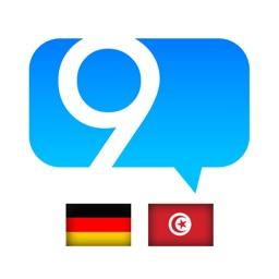 9Min Tunesisch Lern-Wörterbuch