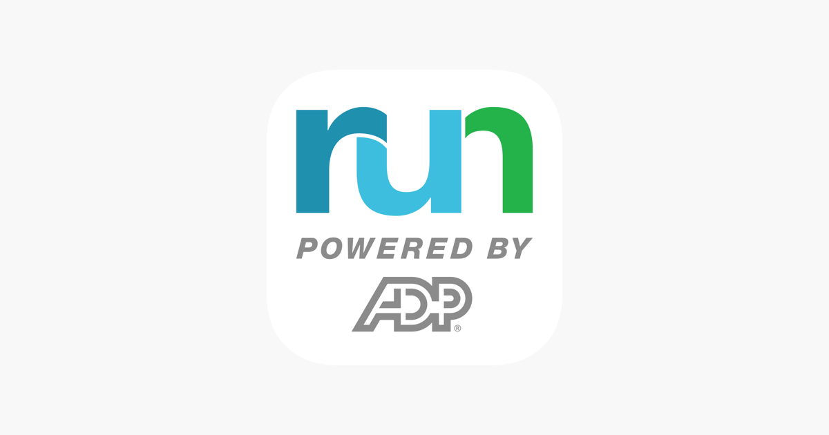 Run Powered By Adp On The App Store