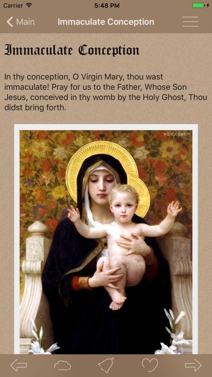 Catholic Short Prayers Lite