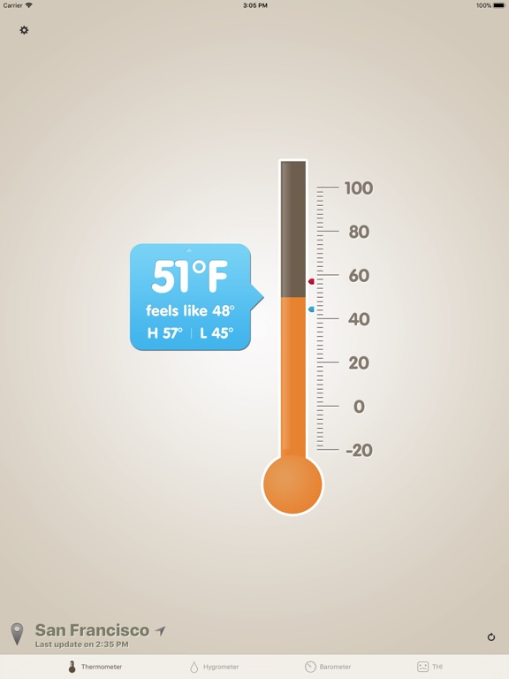 Thermo-hygrometer For iOS/Watch Hits Free For First Time In A Year