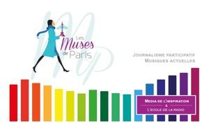 RADIO LES MUSES DE PARIS 2016