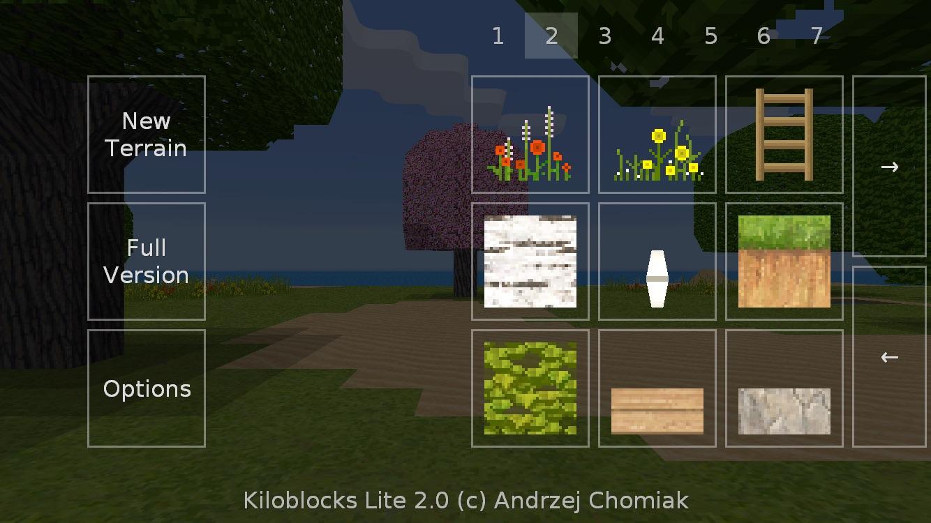 Kiloblocks Lite Screenshot