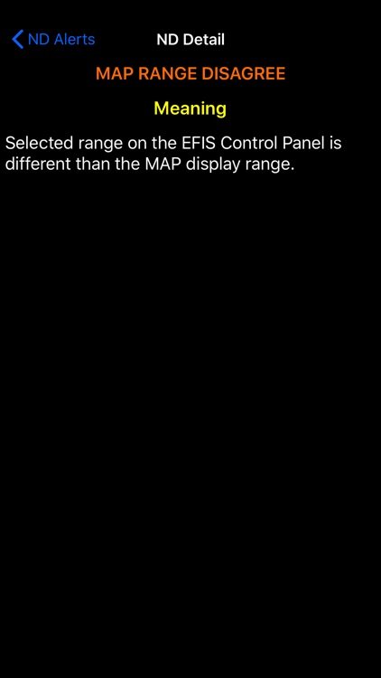 B737 Alerts screenshot-4