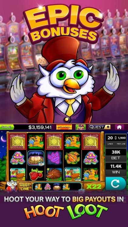 High 5 Casino - Vegas Slots screenshot-3