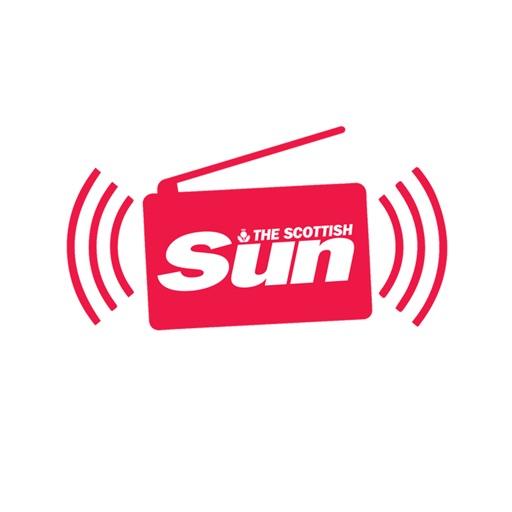 Scottish Sun Radio Icon