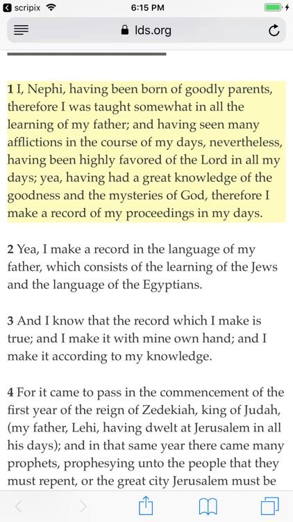 Book of Mormon Scripix screenshot-4