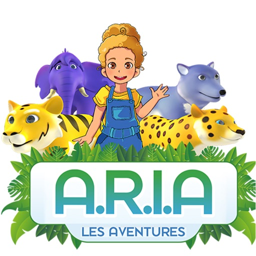 Aria's Adventures AR Wildlife