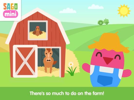 Sago Mini Farm screenshot 6