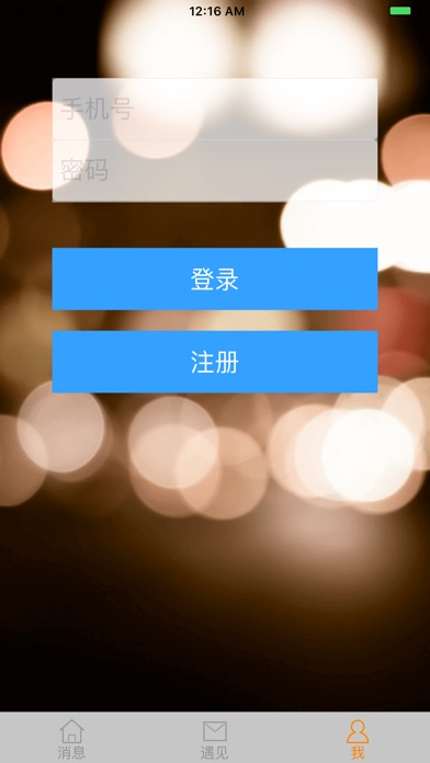 Image of 灯火阑珊 for iPhone