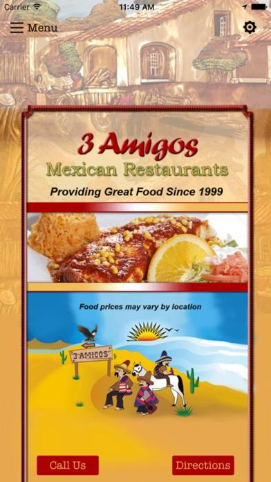 download 3 Amigos Mexican Restaurants apps 2