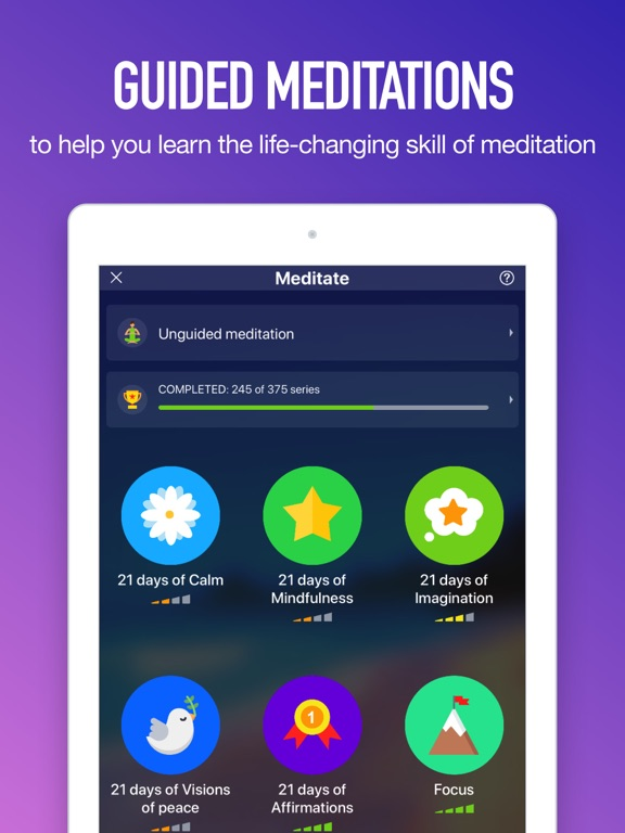 Relaxing Zen Guided Meditation | App Price Drops
