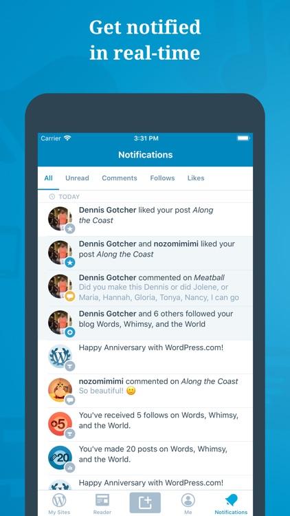 WordPress screenshot-4