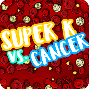 Super K vs Cancer - Education app
