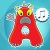 ABCの最初の言葉!名前と発音:子供のためのアルファベットのゲーム 手紙 英語で。 話す、学ぶ、聞く。 幼稚園、保育園や学校に無償! - iPhoneアプリ