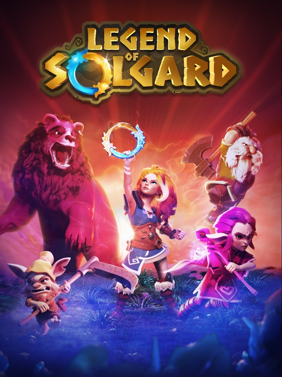 Legend of Solgard screenshot 11