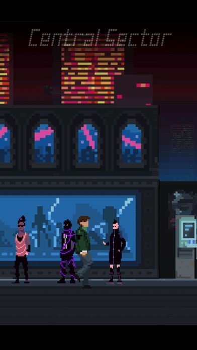 Pixel City: Murder screenshot 3