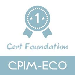 CPIM-ECO Test Prep