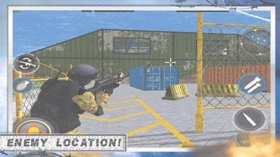 UL Swat Terrorist Attack screenshot 3