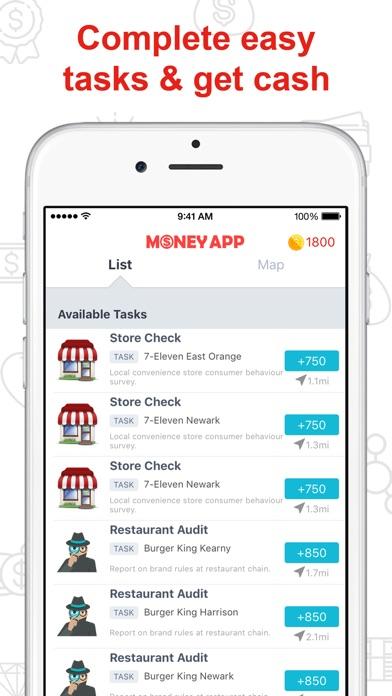 Download Money App – Cash & Rewards App for Pc