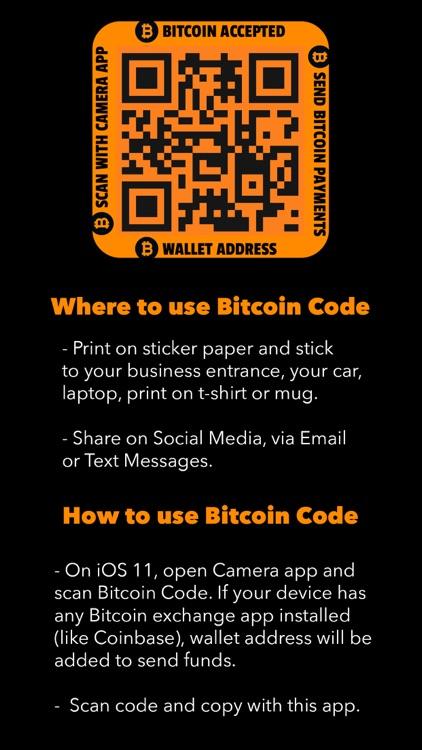 Bitcoin Wallet Code Generator