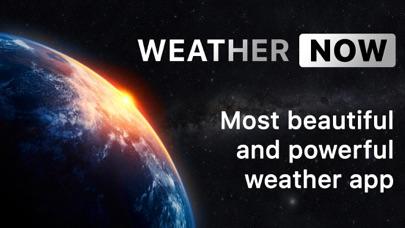 Прогноз погоды - Weather Now° Скриншоты3