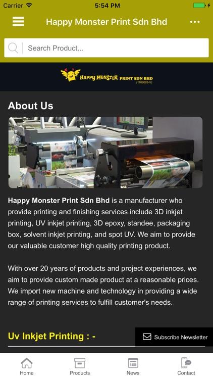 Happy Monster Print Sdn Bhd screenshot-3