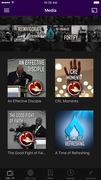 CRL Ministries screenshot 1