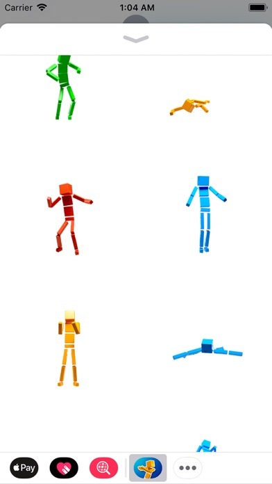 Fun With Ragdolls - Stickers screenshot 3