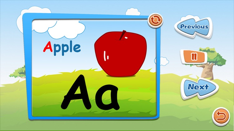 Alphabet ABC jigsaw flash card screenshot-0