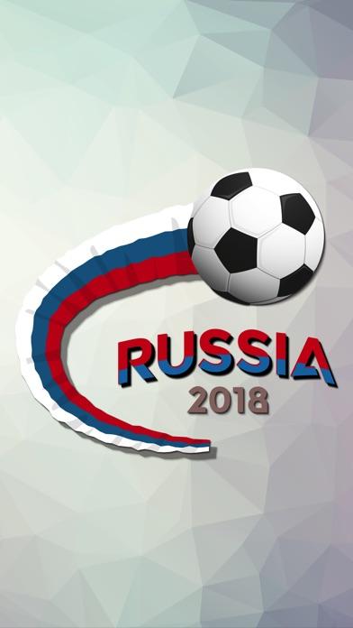 Russia 2018 - Footballのスクリーンショット1