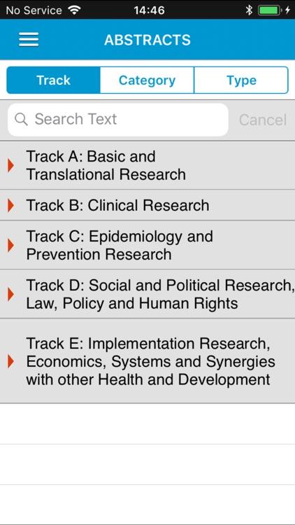 AIDS 2018 screenshot-3