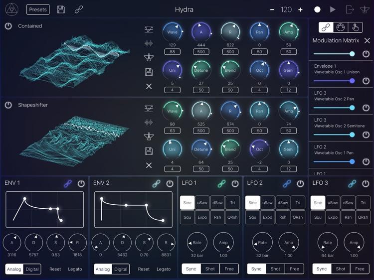 Scythe Synthesizer