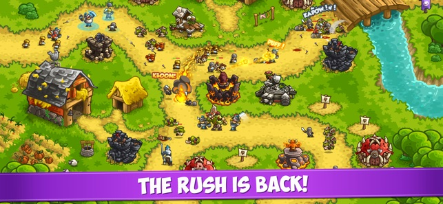 ‎Kingdom Rush Vengeance