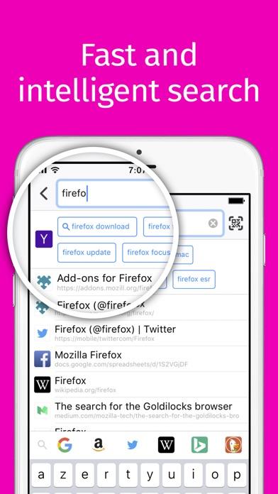 Firefox Web Browser Screenshots