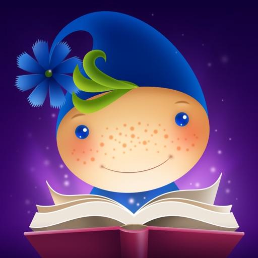 Short Stories. Bedtime books icon