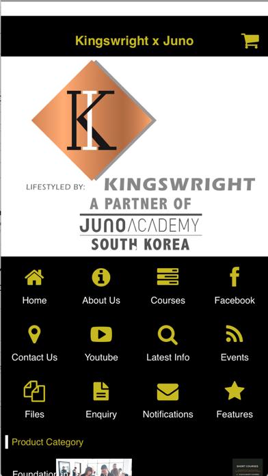 Kingswright x JUNO | App Price Drops