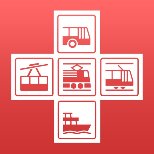 Swiss Public Transport App