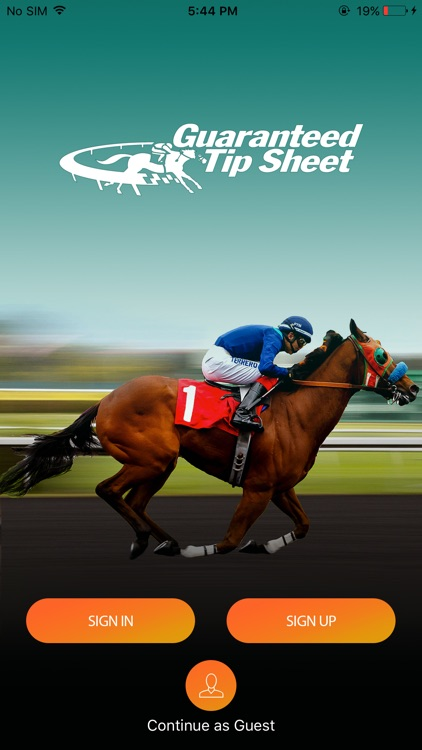 Horse Racing Tip Sheets