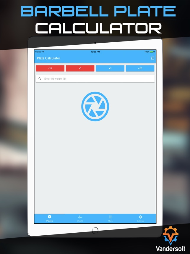 Barbell Calculator Weightlifting Plate Loading On The App Store