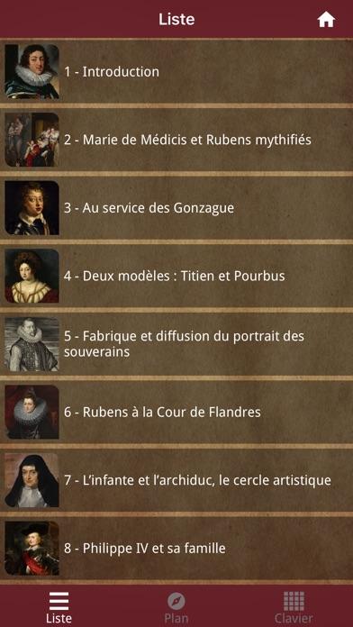 Rubens. Portraits princiers screenshot 1