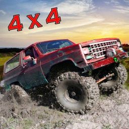 4x4 OFFROAD MONSTER TRUCK RACE